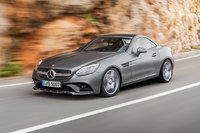 2018 Mercedes-Benz SLC-Class Picture Gallery