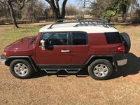 Picture of 2008 Toyota FJ Cruiser 2WD, gallery_worthy