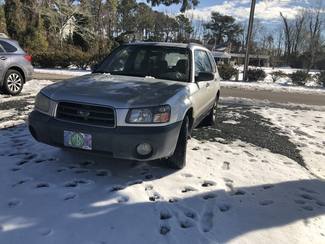 Picture of 2004 Subaru Forester X, gallery_worthy