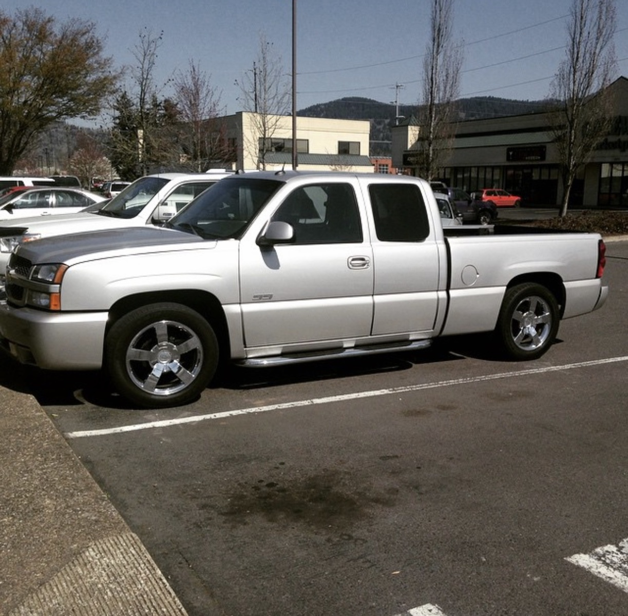Chevrolet Silverado SS Questions - Why this page don\'t let me sell ...