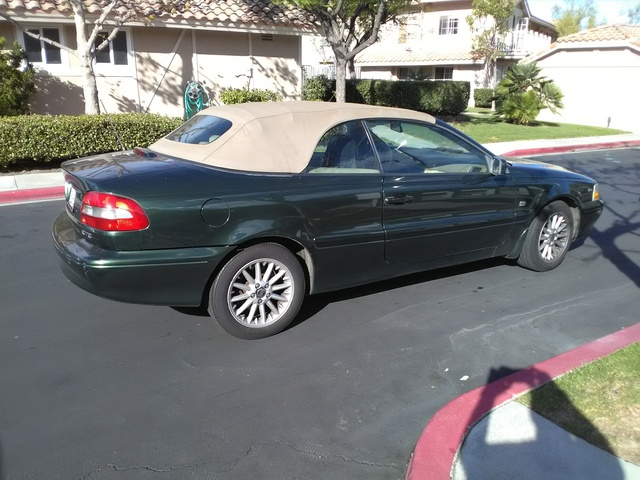 Picture of 1999 Volvo C70 LT Turbo Convertible, gallery_worthy