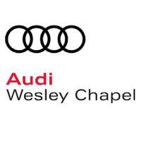 Audi Wesley Chapel logo