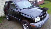 Picture of 2000 Chevrolet Tracker 2-Door Soft Top 4WD, gallery_worthy