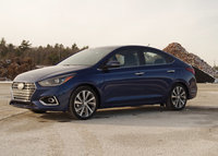 2018 Hyundai Accent Side View, exterior, gallery_worthy
