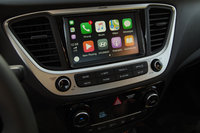2018 Hyundai Accent CarPlay, interior, gallery_worthy