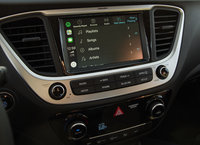 2018 Hyundai Accent CarPlay and Spotify, interior, gallery_worthy