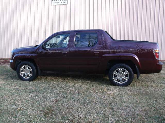 Picture of 2008 Honda Ridgeline RTX