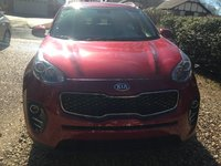 Picture of 2017 Kia Sportage EX, gallery_worthy