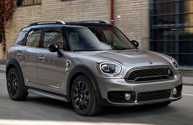 2018 Mini Countryman Hybrid Plug In Overview Cargurus