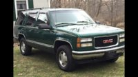Picture of 1999 GMC Yukon Denali 4WD, gallery_worthy