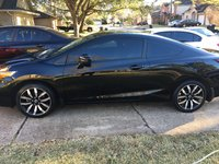 Picture of 2014 Honda Civic Coupe EX-L, exterior, gallery_worthy