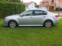 Picture of 2014 Subaru Legacy 2.5i Limited, exterior, gallery_worthy