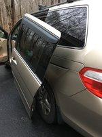 Honda Odyssey Questions Left Sliding Door Fell Off