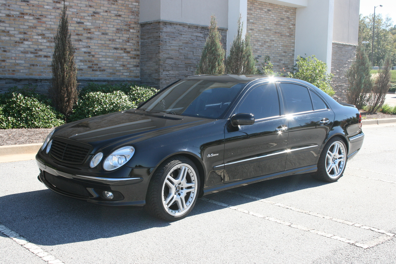 Mercedes-Benz E-Class Questions - When I put in my tag#, this site ...