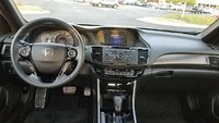 Picture of 2016 Honda Accord Sport with Honda Sensing, interior, gallery_worthy