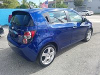 Picture of 2013 Chevrolet Sonic LTZ Hatchback, exterior, gallery_worthy