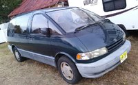 Picture of 1997 Toyota Previa 3 Dr DX All-Trac Supercharged AWD Passenger Van, exterior, gallery_worthy