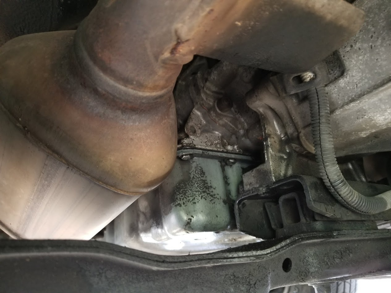 Isuzu Trooper Questions - should I replace oil trans filter