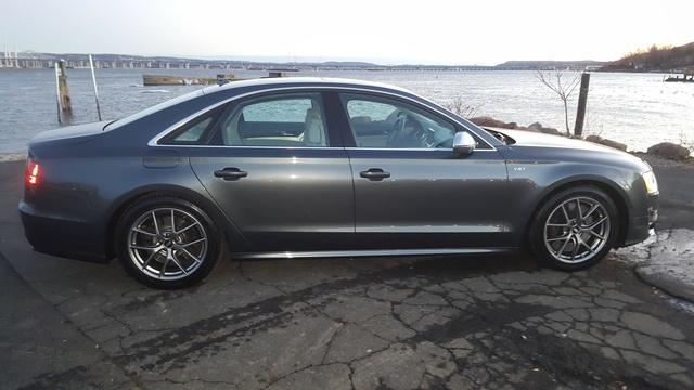 Picture of 2013 Audi S8 4.0T quattro AWD