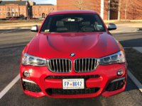Picture of 2017 BMW X4 M40i AWD, exterior, gallery_worthy