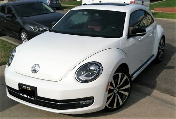 Volkswagen Beetle Turbo Pzev W Sound And Navigation Pic X