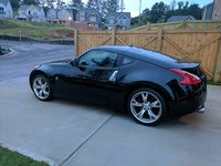 Picture of 2011 Nissan 370Z Touring, gallery_worthy