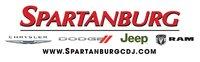 Spartanburg Chrysler Dodge Jeep RAM logo