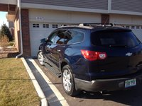 Picture of 2011 Chevrolet Traverse LTZ AWD, gallery_worthy