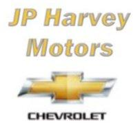 JP Harvey Motors logo