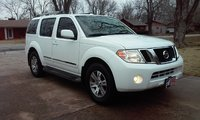 Picture of 2012 Nissan Pathfinder Silver Edition, exterior, gallery_worthy