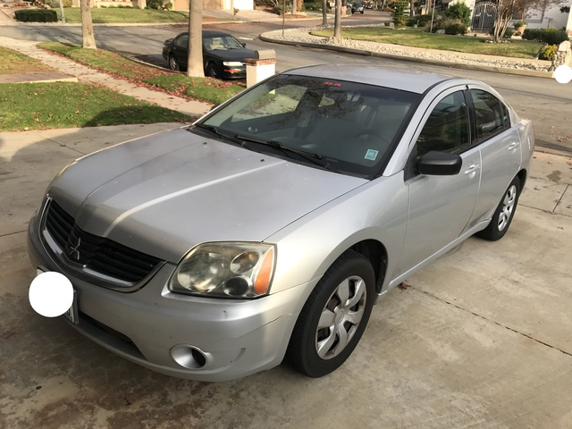 Picture of 2007 Mitsubishi Galant SE, exterior, gallery_worthy