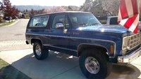 1978 Chevrolet Blazer Overview