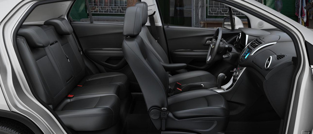 High Quality Picture Of 2015 Chevrolet Trax LT FWD, Interior, Gallery_worthy Idea