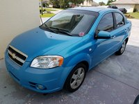 Picture of 2007 Chevrolet Aveo LT Sedan FWD, gallery_worthy