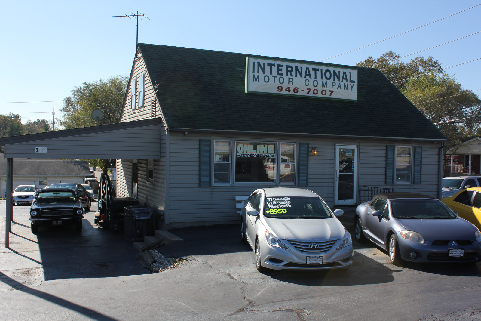 international motor co st charles mo read consumer