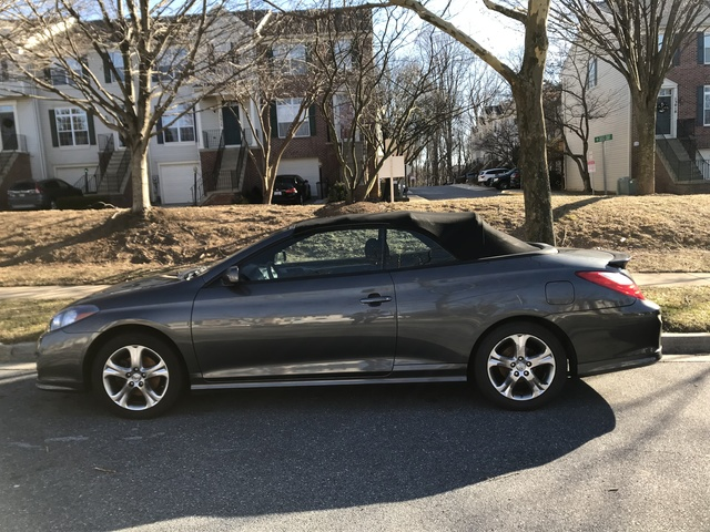 Picture of 2007 Toyota Camry Solara 2 Dr Sport Convertible
