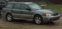 Picture of 2001 Subaru Outback Base Wagon, gallery_worthy