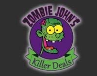 Zombie John's logo