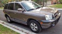 Picture of 2005 Hyundai Santa Fe GLS AWD, gallery_worthy