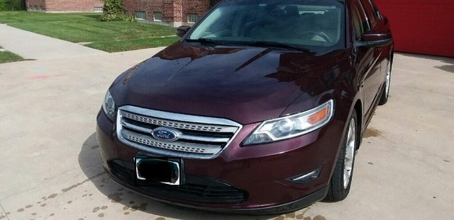 Picture of 2011 Ford Taurus SEL, gallery_worthy