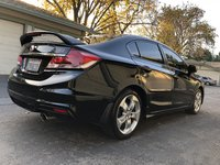 Picture of 2013 Honda Civic Si w/ Navigation, exterior, gallery_worthy