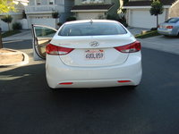 Picture of 2012 Hyundai Elantra, exterior, gallery_worthy