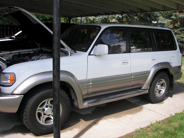 Picture of 1997 Lexus LX 450 4WD, gallery_worthy