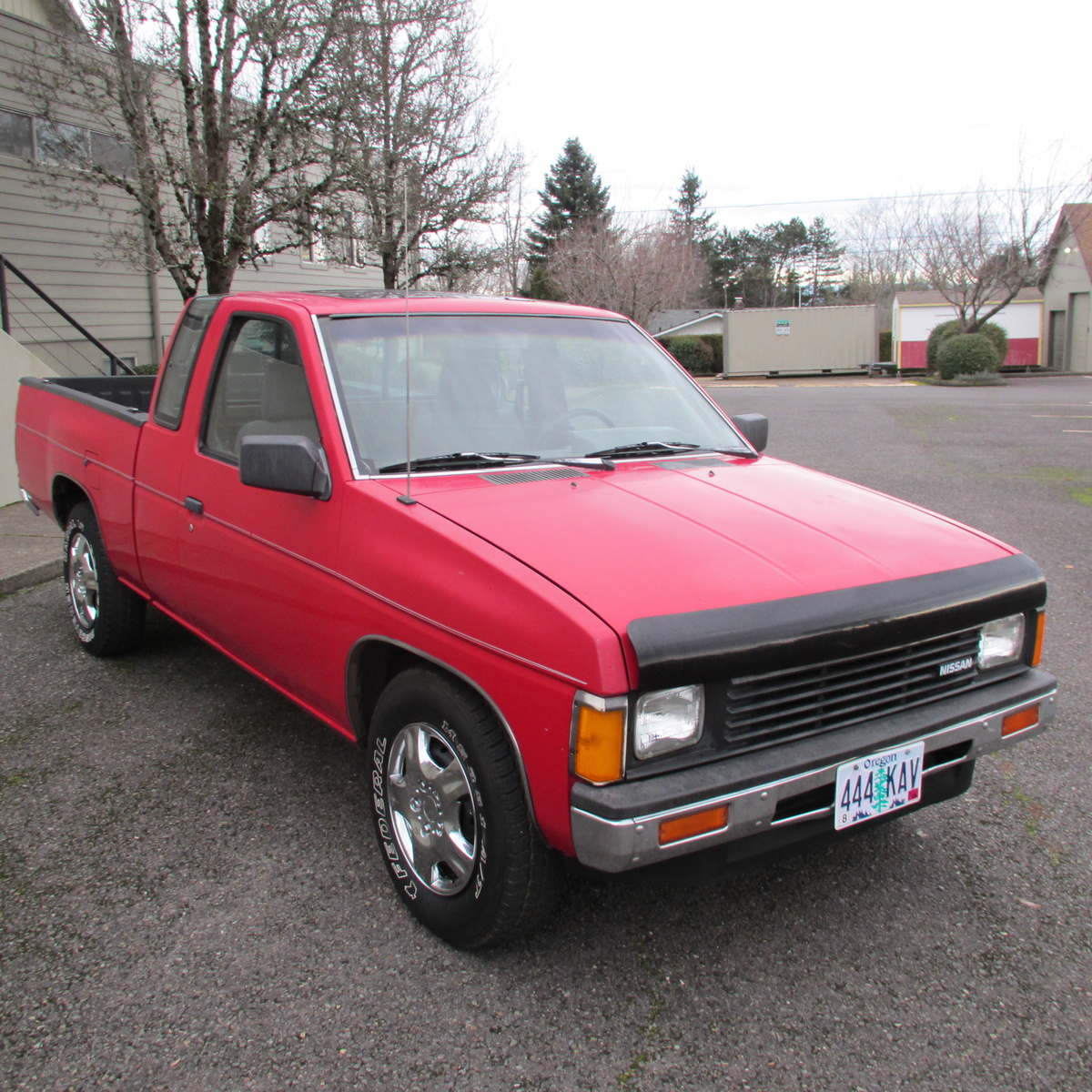 1987 Nissan Pickup - Overview - CarGurus