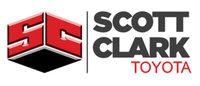 Scott Clark Toyota logo