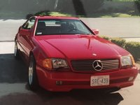 Picture of 1993 Mercedes-Benz 500-Class 500SL Convertible, gallery_worthy