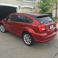 Picture of 2010 Dodge Caliber Heat, exterior, gallery_worthy