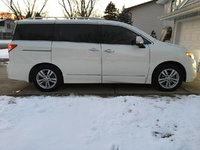 Picture of 2015 Nissan Quest 3.5 Platinum, exterior, gallery_worthy