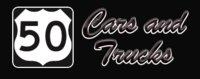 50 Cars and Trucks logo