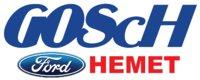 Gosch Ford Hemet logo